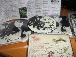 Rise Again CDs arrive