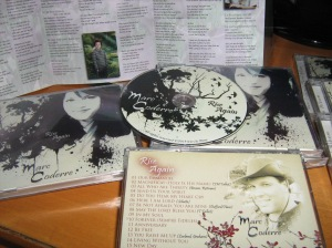 Rise Again CDs arrive